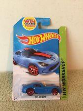 New 2013 Hot Wheels WS SRT Viper