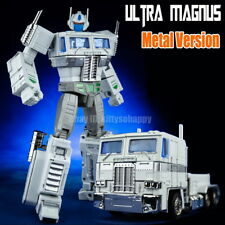 "Downsized Masterpiec MP10V G1 Ultra Magnus White Optimus Prime 8"" Action Figure"