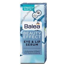Balea Beauty Effect Eye & Lip Serum 15 ml (Hyaluronic Acid 35+) FROM SWITZERLAND