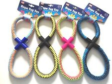 DOG PULL TOY PUPPY PULL TOY GERMAN SHEPHERD DOG PULL TOY TUG STRONG ROPE TOYS