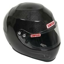 Simpson Devil Ray Carbon Helmet Snell 2015/FIA 8859