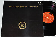 EARTH AND FIRE -Song Of The Marching Children- LP Polydor ‎(2925 003)