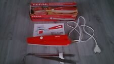 Tefal Elektro Messer Typ 525 70er/80er Rot/Weiß Electric Carvin Knife Retro