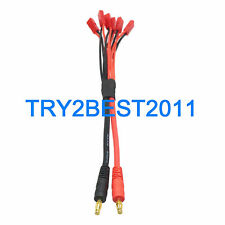 Parallel (6x) JST Charge Cable