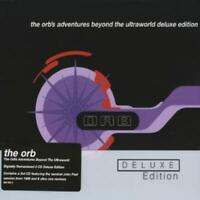 The Orb : The Orb's Adventures Beyond the Ultraworld CD Deluxe  Album 3 discs