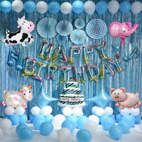 Animal Foil Balloon Fairy Tale Cartoon Birthday Party Decoration Children's Toys