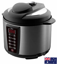 Midea Automatic Electric Pressure Cooker with Eight Functions 6L MY-WCS603 *NEW*