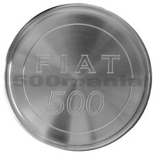 Coperchio filtro aria Fiat 500 e 126 - Logo Fiat 500 - Air filter cover