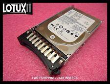 IBM 1TB SAS 6G 7.2K 2.5 Hard Disk Drive 81Y9691 81Y3820 81Y9690 HDD