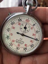 Vintage Omega Cronómetro Cal.5600 Para Repuestos O Reparación