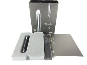 Livescribe Smart 3 pen Black Bluetooth Smart Pen Android and iOS compatible 👍💖
