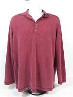 Men's Medium Red Tommy Bahama Shirt