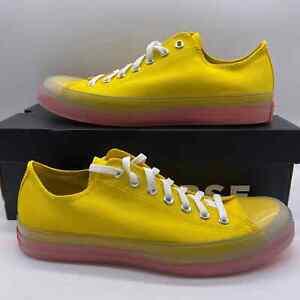 Converse Chuck Taylor All Star CX Low Mens 9.5 womens 11.5 Yellow Mango 168570C