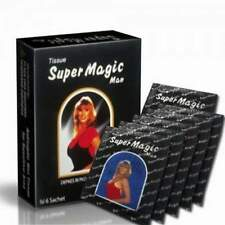 """Tissue Super Magic Man""  Prevent Premature Ejaculation : 12 Box (72 Pcs)"