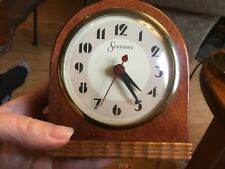 New ListingVintage 1940'S Sessions Electric Clock-Model 2W 60 cycle Made In Usa. Bakelite p