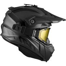 Ckx Titan Carbon Helmet with 210° Goggles