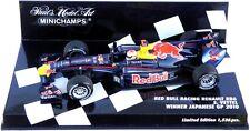 Minichamps 1/43 Red Bull Renault RB6 S. Vettel japonés GP Japón 2010 410100305