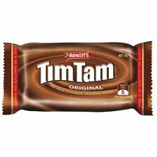 NEW Arnotts Original Individual Tim Tams Pack Box of 150 Biscuits
