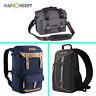 K&F Concept Backpack Shoulder Bag Photography Case for Canon Nikon Camera U3D1