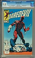 Daredevil #200 CGC 9.8 White Pages Bullseye Black Widow app John Byrne