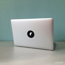Lightning Macbook Sticker Laptop Decal Mac Pro Air Retina Black MACNIP