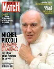 Paris Match n° 3707 du 20/05/2020 en version PDF - La mort de Michel Piccoli