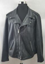 Harley Davidson 95th Anniversary MGD Miller Genuine Draft Leather Jacket Size XL