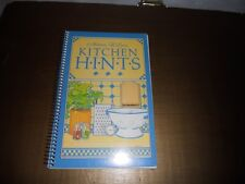Miriam Loo's Kitchen Cooking Hints Vintage Booklet 1982 Current, Inc.