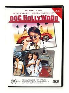 Doc Hollywood (DVD, 1991) Michael J. Fox Region 4 Free Postage