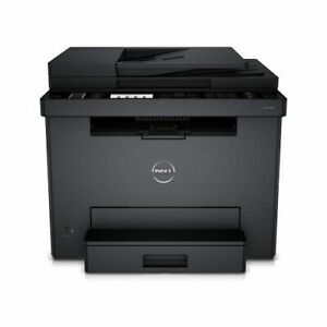 Factory refurbished Dell E525W Wireless Color Printer with Scanner Copier & Fax