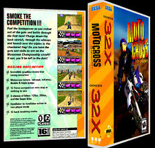 Motocross Championship - 32X Reproduction Art Case/Box No Game.