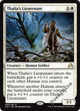 1 FOIL Thalia's Lieutenant - White Shadows over Innistrad Mtg Magic Rare 1x x1