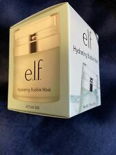 e.l.f. eyes lips face * Hydrating Bubble Mask * 1.69oz Brand New in Box & Sealed