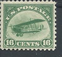 ORLEY STAMPS: Scott #C2 Mint VF/XF NH US Stamp