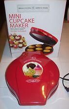 Bella Cucina Mini CupCake Maker-Recipes Included