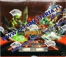 THE EYE OF JUDGMENT BOOSTER BOX 36 BUSTE SERIE 2 ITA