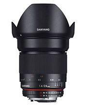 Samyang 1,4 / 24 mm ED AS IF UMC Objektiv für Canon EOS M Neuware   EU-Ware