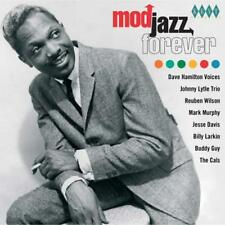 MOD JAZZ FOREVER Various Artists NEW & SEALED SOUL / NORTHERN CD (KENT) R&B