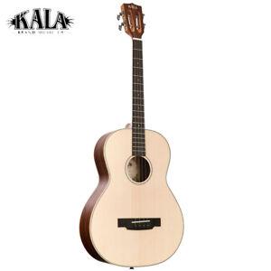 NEW Kala KA-GTR Solid Spruce Top 4-String Acoustic Tenor Guitar with Gig Bag