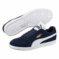 Puma Mens Icra Suede Trainers Sports Shoes Lace Up Everyday Textured