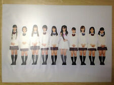Morning musume 14 2L size School wear photo Not FOR SALE Japanese idol
