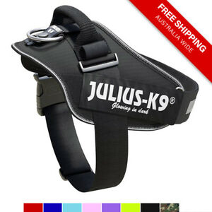 Julius K9 PowerHarness- Pet Harness for Puppy/Dog, Adjustable & Reflective Strap