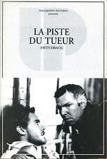 LA PISTE DU TUEUR / DENNIS QUAID..DANNY GLOVER  .Dossier de Presse PARAMOUNT