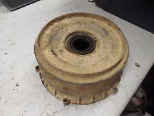 honda trx350 fourtrax 350 rear back brake drum cover case foreman 1986 1987 1988