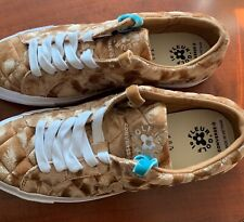 New Golf Le Fleur x One Star Brown Sugar Velvet Converse Men 10.5 Women 12.5
