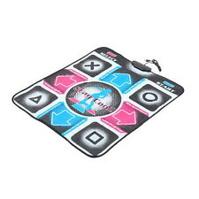 NEW Non-Slip Dancing Step Dance Revolution Mat Mats Pads to PC USB YK