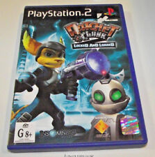 Ratchet and Clank 2 Locked and Loaded PS2 PAL *Complete*
