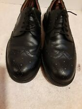 Mens Black Leather Barrington Dress Shoes 11EE They Also Come With Wood Shoetree