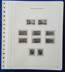 Kabe  Bi-Collect OF 1980-1984   Bund   wie Neu