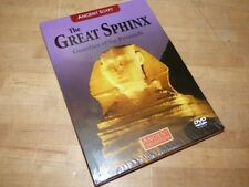 """SEALED DVD """"THE GREAT SPHINX: GUARDIAN PYRAMIDS """", HISTORY CHANNEL'S ANCIENT CIV"""